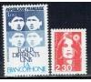 France - n°2347/2614 - 5 années complètes : 1985 à 1989 soit 264 timbres.