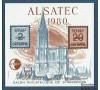 France - Bloc n°  1 - CNEP 1980 - Alsatec - Cathédrale de Strasbourg.