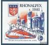 France - Bloc n°  2 - CNEP 1981 - Rhonalpex - TGV - Lyon.