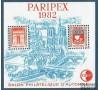 France - Bloc n°  3 - CNEP 1982 - Paripex - Notre-Dame de Paris