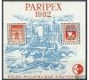 France - Bloc n°  3A - CNEP 1982 - Paripex - 1 Pont - Notre-Dame de Paris