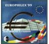 France - Bloc n° 29 - CNEP 1999 - Strasbourg - Conseil de l'Europe.