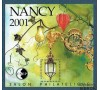 France - Bloc n° 33 - CNEP 2001 - Nancy.