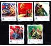Chine - n°2093/2097 - Anniversaire de l'Armée de la Révolution.