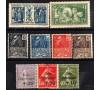 France - n° 269/277 - Année 1931 - 9 valeurs.