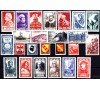 France - n° 748/771 - Année 1946 - 24 valeurs