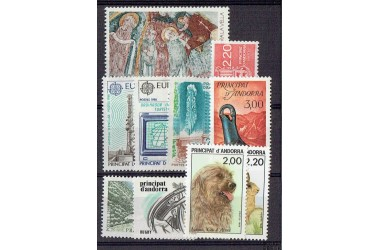 http://www.philatelie-berck.com/8373-thickbox/andorre-n-366-375-annee-1988.jpg