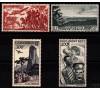 Cameroun - n°PA  38/41 - Série complète 1947/1952.