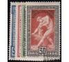 France - n°183/186 - Jeux Olympiques de Paris 1924