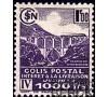 France - Colis postaux - n°Y181C/D183A - Variété du 1 F épais.