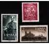 Espagne - n° 835/837 - 7e Centenaire de l'Université de Salamanque.
