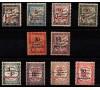Maroc - Taxe n° 17/26 - Série de 1915 - 10 valeurs.