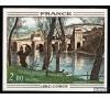 """France - n°1923 - COROT (1796-1875) - """"Le Pont de Mantes""""."""