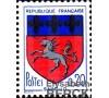 France - n°1510 - Saint-Lô - Variété  à la fleur de lys.